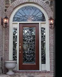 front doors glass exterior doors with glass super glass designs leaded glass entry doors and bath