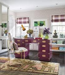 purple office decor. Purple Campaign Desk Office Decor A