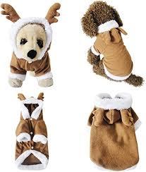 Mogokoyo <b>Dog</b> Cat Christmas Santa Claus <b>Costume</b> Funny <b>Pet</b> ...
