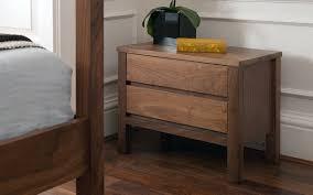 Malabar Wooden Bedside Drawers