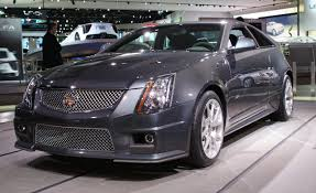 2011 Cadillac CTS-V Coupe Photos and Info | News | Car and Driver