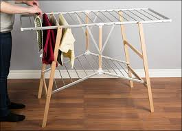 dryer that folds clothes. Folding Floor Clothes Dryer That Folds A