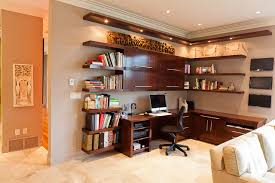 custom desks for home office. custom desk contemporary home office edmonton by habitat desks for t