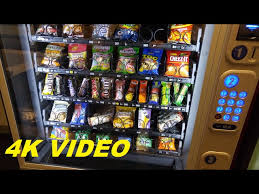 Bicom Vending Machine Simple 48K VIDEO Snack Vending Machine Leominster Hospital Leominster