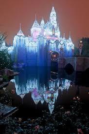 Sleeping Beauty's <b>Winter Castle</b> in Mild Fog | ღ⁀* Your <b>Fantasy</b> ...