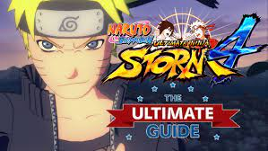 The Ultimate Naruto Shippuden Ninja Storm 4 Guide To Surviving The Online  World » OmniGeekEmpire