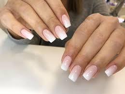 3e1c500199d2a2765d9f6f6f3b6fb57e french hombre nails gel manicure