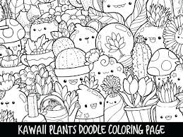 Cute Coloring Page Happy Cute Cat Coloring Pages Free Downloads For