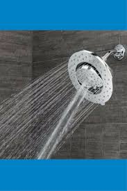 moen rain shower head. Moen Halo 9 Inch Rain Shower Head Combo With 2.5 GPM Rainfall Flow