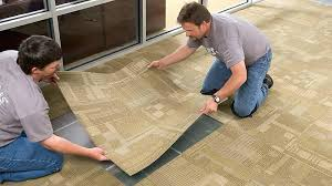 replacing carpet with tile lovely replacing carpet with tile carpet tile installation cost carpets
