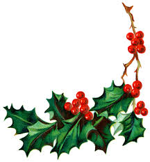 Image result for holly clip art