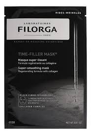 <b>Тканевая маска</b> для лица <b>против морщин</b> Time-Filler Mask 23г ...