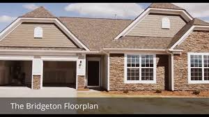 The Bridgeton Eastwood Homes Charlotte NC YouTube - Eastwood homes design center