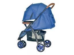 <b>Коляска прогулочная Everflo Racing</b> E-450 Blue купить в детском ...