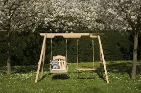 the trilogy garden swing