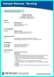 Nursing Resume Template 04 Cool Free Nurse Cv Cover Letter Pdf 04