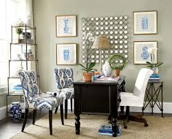 decorating an office space. Decorating Office Space With We Finished Off This Work A Pair Of Upholstered Chairs An