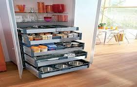sliding shelves for kitchen cabinets design pull out pantry door storage racks