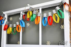 7 paper lights
