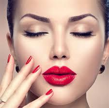 semi permanent makeup model