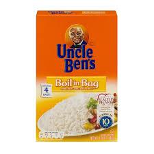uncle ben s boil in bag enriched long grain rice