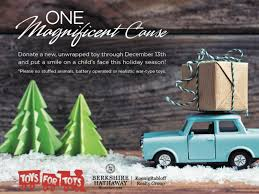 toys for tots donations accepted at koenigrubloff realty s chicago offices