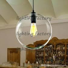 hanging lamp shades glass modern re globe pendant lights glass ball lamp shade hanging lamp suspension