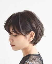 かわいい黒髪がイマドキ風好感度高めな大人髪型スタイルhair
