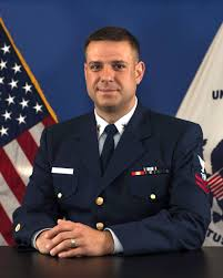 Uscg Reserves Devotion To Duty Reserve Enlisted Person Of The Year Jeff Melitski