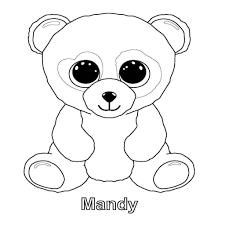 Tekening Panda Dejachthoorn