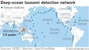 Tsunami warning is issued for parts of australia after two huge earthquakes hit near new caledonia and started a tsunami heading for australia australian tsunami warning centre issued an alert for parts of the country Indonesia S Tsunami Warning System Failed California S Could Too Los Angeles Times