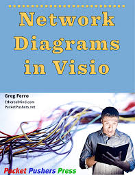 book release  tips on using visio to make network diagrams    network diagrams   visio title page resized