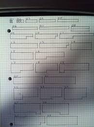 Level Progression Grid Chart Game Development Stack Exchange