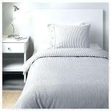 ticking stripe bedding quilt duvet cover and pillowcases pottery barn king