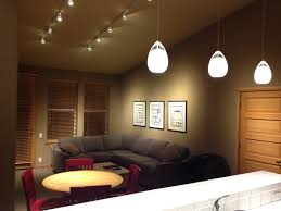 image of the track lighting pendants ambient track lighting