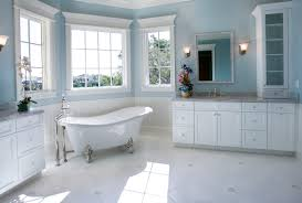Luxury White Master Bathroom Ideas Pictures - White marble bathroom