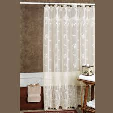 pine cone shower curtain touch to zoom