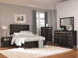 apartment amazing tufted headboard bedroom sets