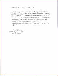 Letter Of Recommendation Tenant Letter Of Recommendation Best Of Letter Of Recommendation For A