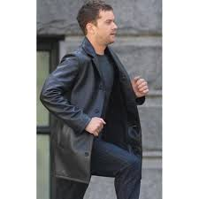 joshua jackson fringe television series peter bi leather coat