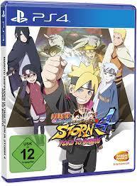 Naruto Shippuden Ultimate Ninja Storm 4: Road to Boruto - [Playstation 4]:  Amazon.de: Games