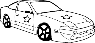 Small Picture Police Car Coloring Page Wecoloringpage