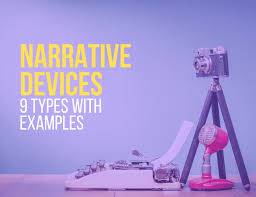 types of narrative devices