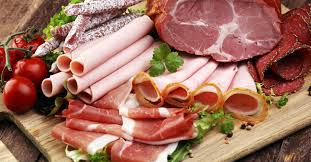 cooked meat. Fine Meat Cooked Meats With Meat A