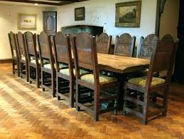exceptional gothic dining room chairs gothic style dining room sets