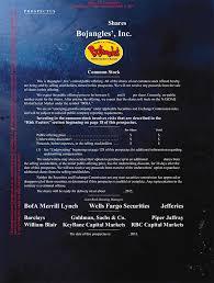 Bojangles Calorie Chart Form S 1
