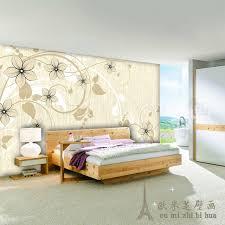 room elegant wallpaper bedroom: large fresh and stylish and elegant floral living room tv backdrop wallpaper bedroom wallpaper murals minimalist