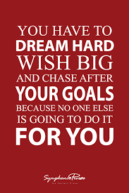 Chasing Dreams Quotes