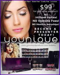 younique s make a referral to sell younique get credit