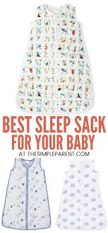 Aden And Anais Sleep Sack Sizing Review The Simple Parent